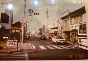 1984年二俣街道浜北駅